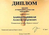 Новости за 2008 год