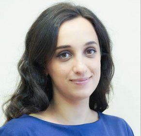 Фархуллина Алина Cеваковна