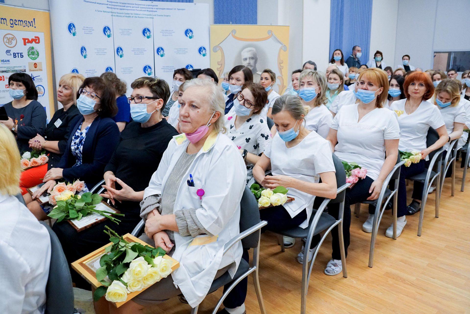 Торжественное собрание, посвящённое Международному женскому дню!