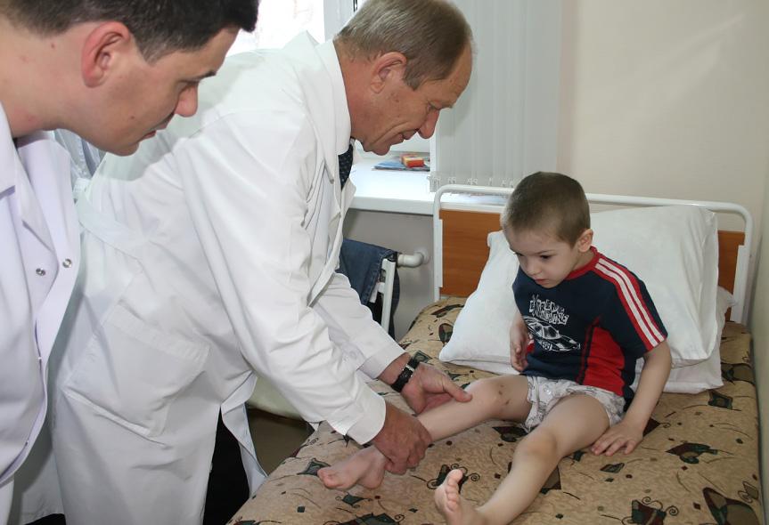 Клиника костной патологии - 1 отделение