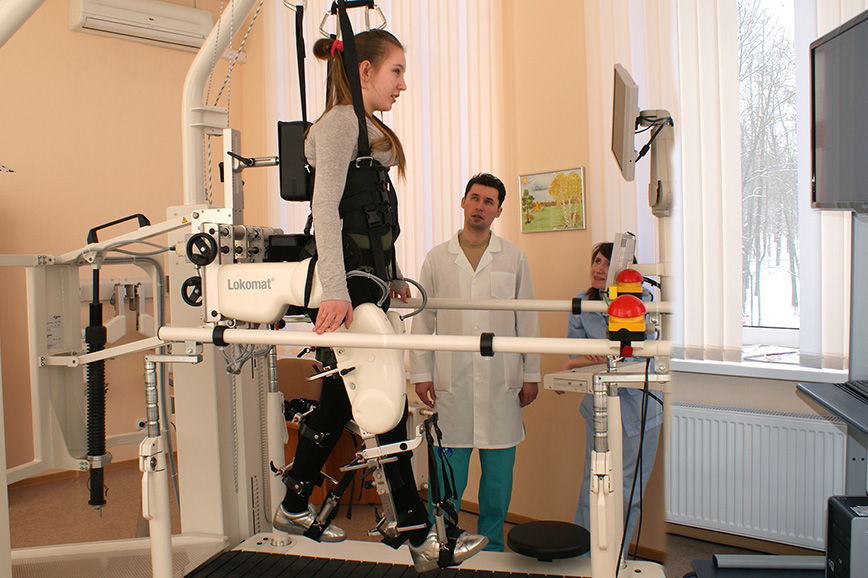 Травматолого-ортопедическое реабилитационное отделение - 11 отделение