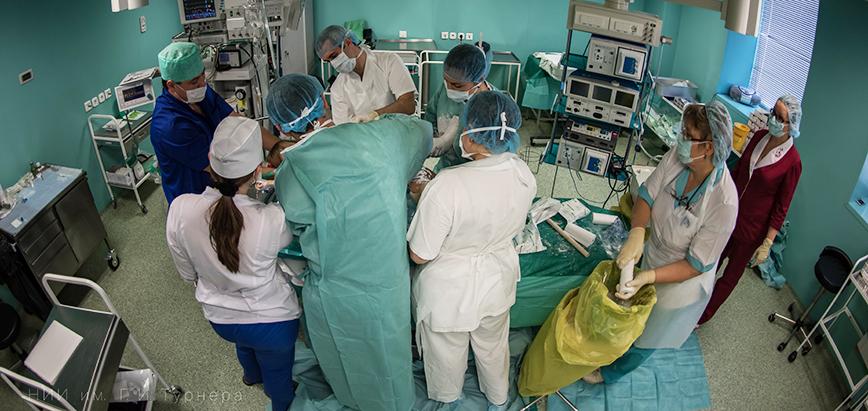 Клиника патологии тазобедренного сустава - 3 отделение