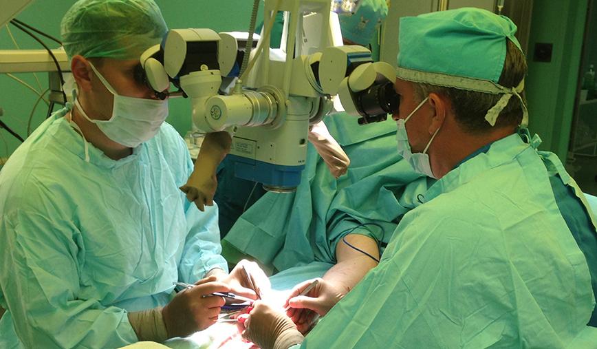 Клиника хирургии кисти и реконструктивной микрохирургии - 6 отделение