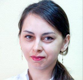 Раскина Гулия Ахмитгараевна