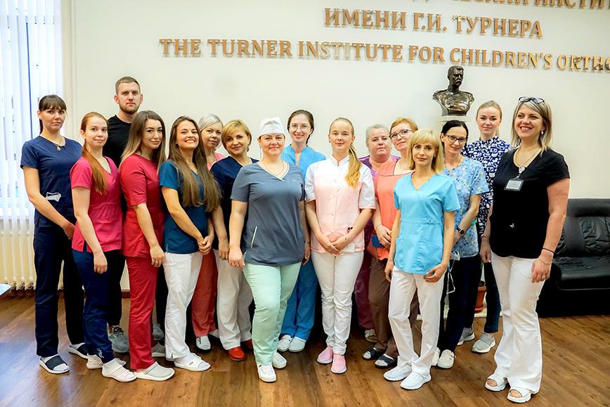 Отделение анестезиологии и реанимации с палатами интенсивной терапии