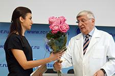Успешная защита диссертации на соискание ученой степени кандидата медицинских наукЗахарьян Екатериной Анатольевной