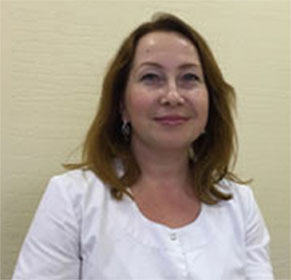 Рохина Наталья Александровна
