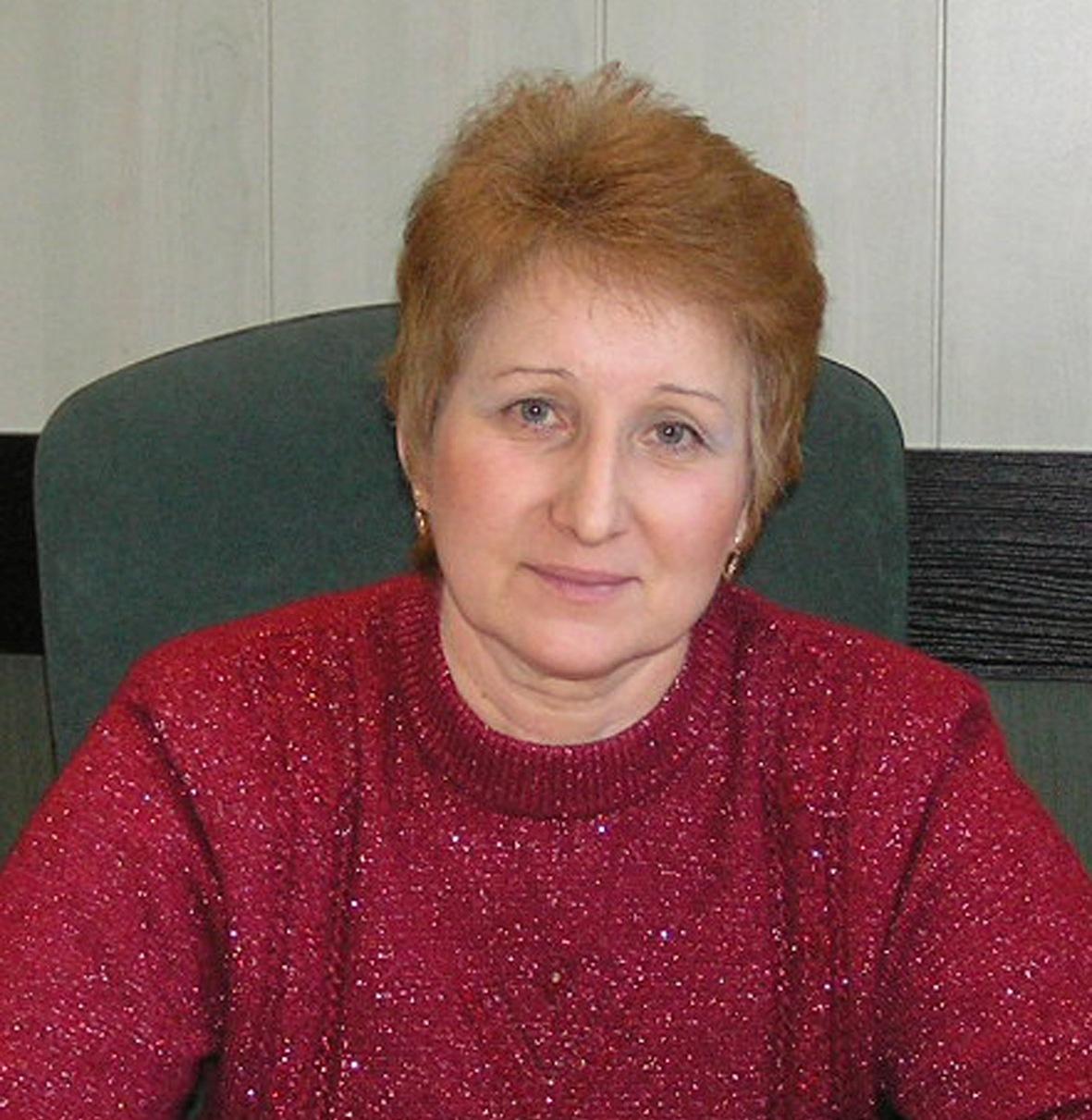 Зубова Надежда Петровна
