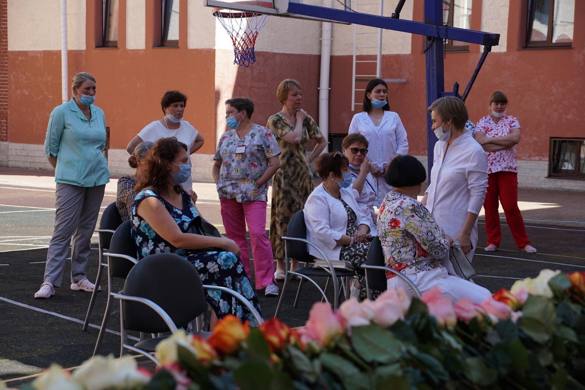 В НМИЦ детской травматологии и ортопедии имени Г. И. Турнера состоялось празднование Дня медицинского работника