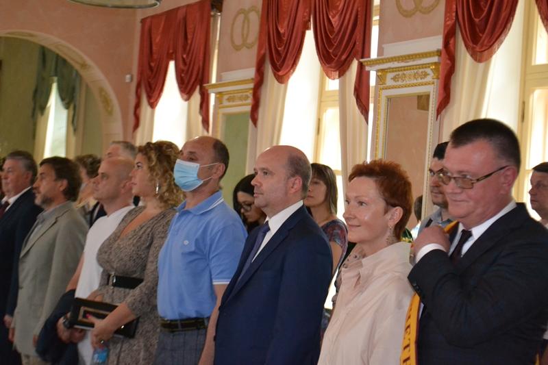 награда виссарионов пушкин за заслуги 2021